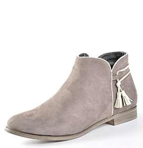Chaussures boots Vice Versa Gris (du 36 au 41)
