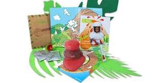 Kit découverte pour enfant (activité + application + magazine) + une Birchbox offerte (frais de port inclus)