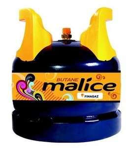 Bouteille de Butane Malice 6kg (consigne incluse)