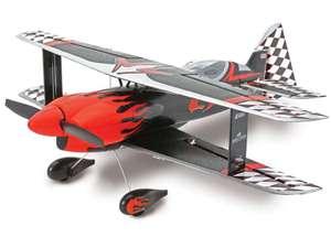 avion de voltige E-flite UMX P3 Revolution BNF Basic