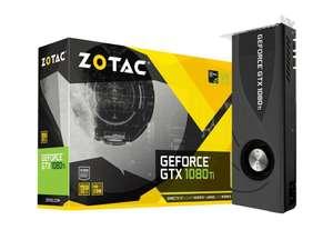 Carte graphique Zotac  GTX 1080 Ti Blower - 11 Go