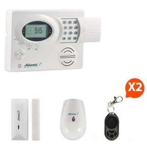 Alarme maison Atlantic'S ST-III - Kit 1 + Pack accessoires Atlantic'S