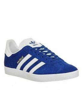 Baskets Adidas Gazelle - Bleu