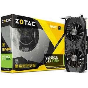 Carte Graphique Zotac Geforce GTX 1080 TI - 11Go