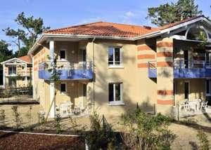 Hébergement de 7 nuits dans un studio 2 personnes à Soulac-sur-Mer du 20 au 27 mai