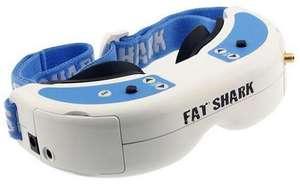 Sélection de casques FPV en promo - Ex : Fat Shark Dominator V2