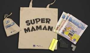 Kit Super Maman / Super Papa Gratuit - Prévention des accidents de la vie courante à destination des jeunes parents