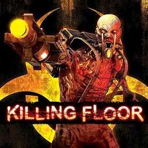 Killing Floor gratuit sur PC (dématérialisé, Steam)
