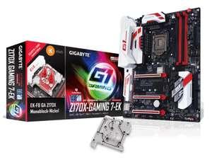 Carte mère Gigabyte GA Z170X Gaming 7 EK Intel Z170 So.1151