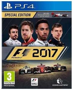 [Précommande] F1 2017 sur PS4 ou Xbox One