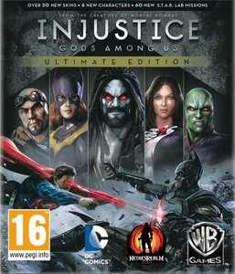 Injustice: Gods Among Us Ultimate Edition (PC) dématérialisée