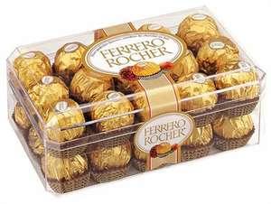 3 boites de 30 Ferrero Rocher pour le prix de 2