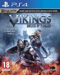 Vikings: Wolves of Midgard sur PS4