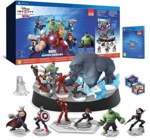 Pack de démarrage Disney Infinity 2.0 sur PS4 - Edition Avengers