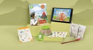 Kit découverte pandacraft Volcan pour enfant (Frais de port inclus)