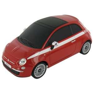 Voiture télécommandée via Bluetooth Bewii Fiat 500 (compatible iOS et Android)