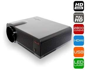 Vidéoprojecteur HD 720p à LED
