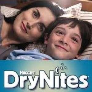 Échantillon sous-vêtement pour enfant DryNites