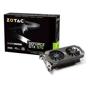 Carte graphique Zotac - GeForce GTX 970 4Go