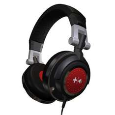 Casque DJ Swiss Charger avec micro (compatible iPhone)