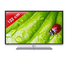 "TV 48"" Toshiba 48L5435DG Smart TV -  3D - Full HD  (100€ sur la carte)"