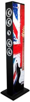 Enceinte colonne Bluetooth Union Jack