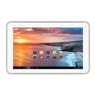 """Tablette Tactile 9""""  Mpman - MPDC905 - 4 Go - Wifi - Blanc et Aluminium"""