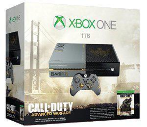 Console Xbox One 1To Collector + Call of Duty : Advanced Warfare