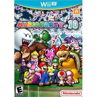 Précommande : Mario Party 10 (Wii U)