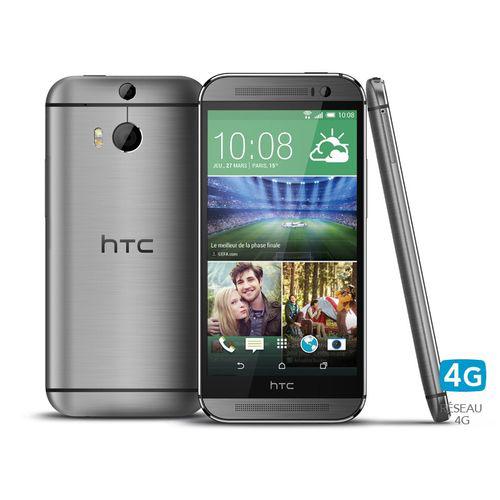 Smartphone HTC One (M8) Gris Acier