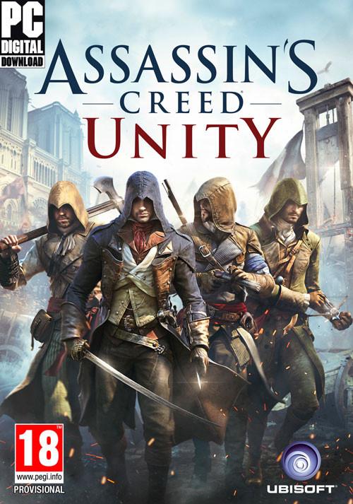 Jeu PC (dématérialisé) Assassin's Creed Unity