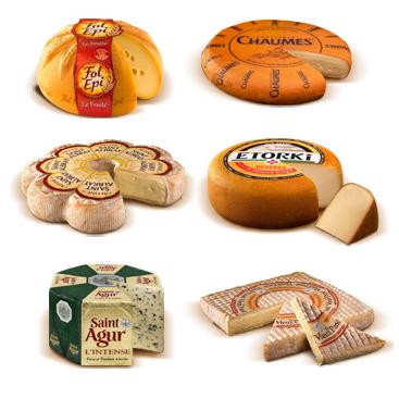 Trois parts de fromage 100% remboursées (au lieu de 12€ maximum)