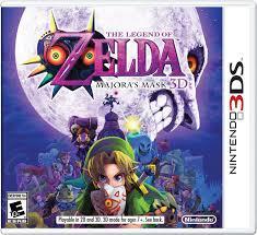 [Précommande] Jeu 3DS The Legend Of Zelda : Majora's Mask 3D