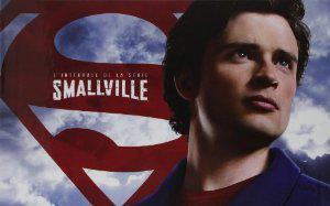 Coffret Intégrale 10 saisons Smallville en DVD