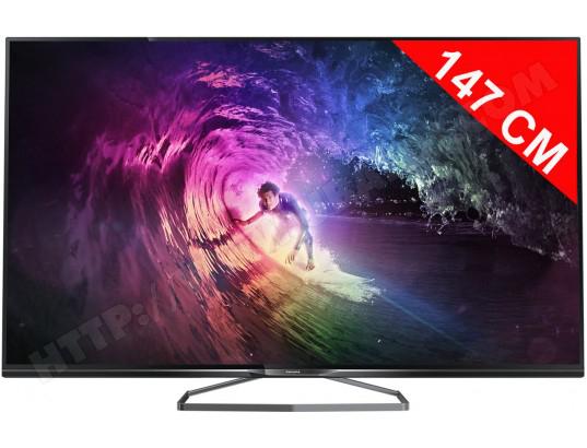 """TV LED 58"""" Philips 58PUK6809 - 4K Ultra HD, Smart TV"""