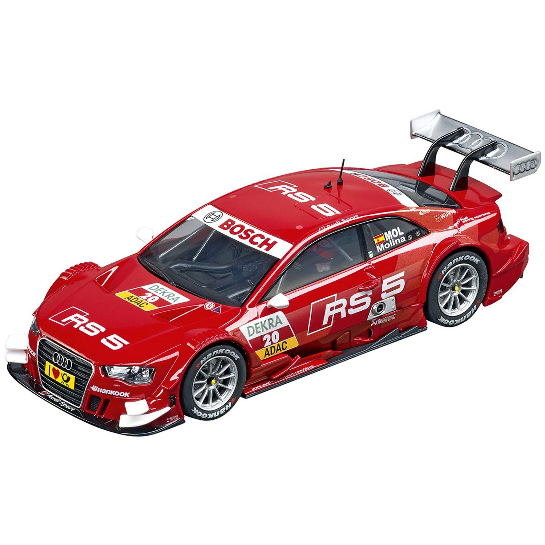 Voiture à commande numérique Carrera Digital 132 30674 Audi A5 DTM, M.Molina No.20, 2013