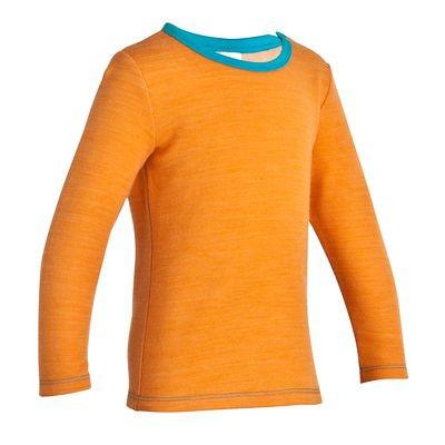 Tee-shirt bébé / enfant Quechua Arpenaz 200 manches longues laine