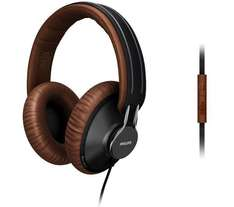 Casque Audio Philips CitiScape Uptown SHL5905BK noir et marron