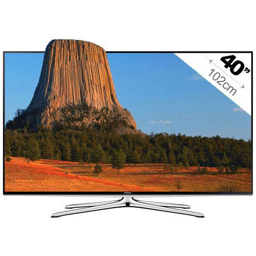 """Téléviseur 40"""" Samsung UE40H6200 Smart TV, 3D"""