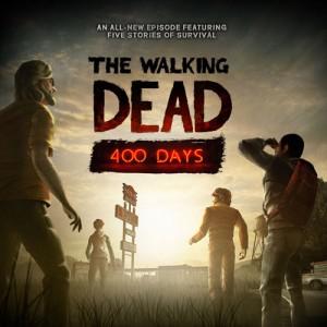 """DLC """"400 days"""" pour le jeu """"The Walking Dead"""" sur PC (dématérialisé)"""