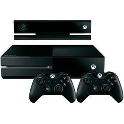 Console Microsoft Xbox One 500 Go avec capteur Kinect et 2 manettes