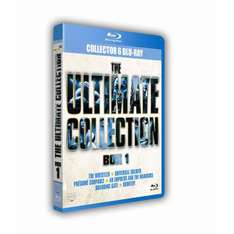 Coffret Blu-Ray Ultimate Collection 6 films