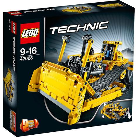 Lego Technic 42028 - Le bulldozer