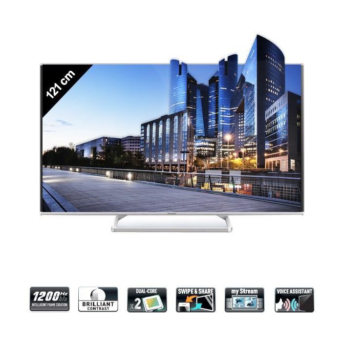 "TV 48"" Panasonic TX-48AS640E  - 3D active  - Smart TV - Full HD"