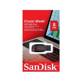 Clé USB2.0 Sandisk Cruzer Blade 8 Go