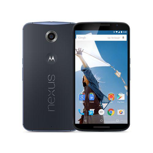 Smartphone Motorola Nexus 6 bleu - 32Go