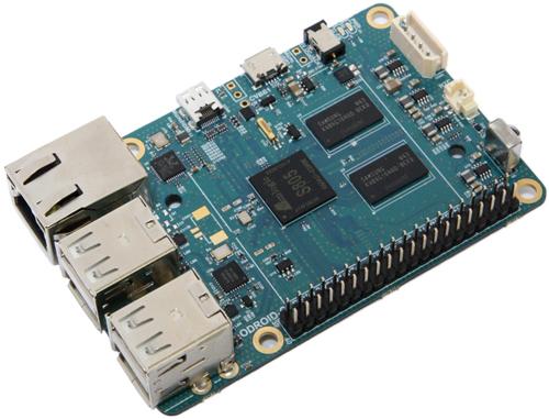 Micro-ordinateur de poche ODROID-C1