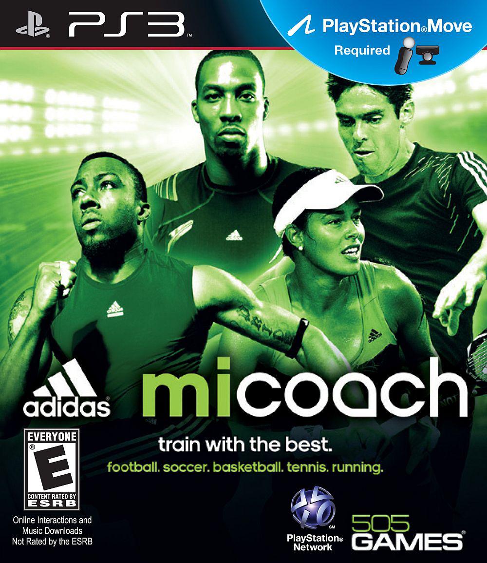 Adidas MiCoach sur PS3
