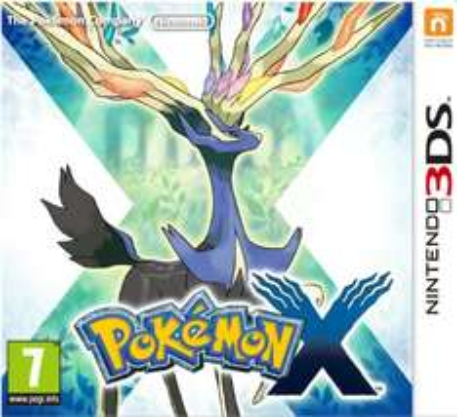 Sélection de jeux 3DS en promotion - Ex : Pokemon X/Y