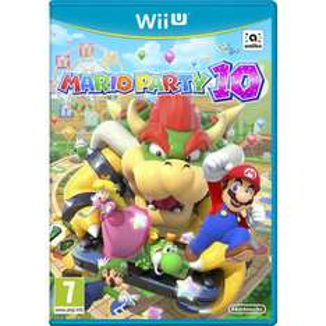 [Précommande] Jeu Mario Party 10 Wii U